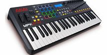 MPK249 MIDI Controller Keyboard - Nearly New