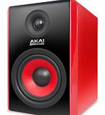 RPM 500 Active Studio Monitor Single Red