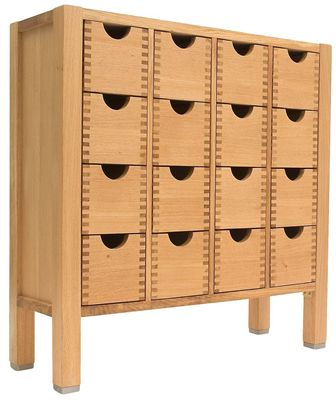 16 Drawer CD Unit