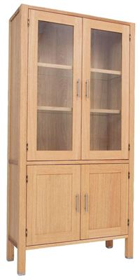 Display Cabinet - 2 x 2 Doors