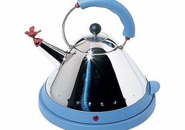 Alessi Electric Kettle Blue Electric Kettle Blue