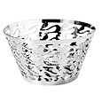 Alessi Ethno - Fruit Bowl w/openwork edge