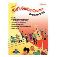 s Kids Guitar Course Beginners Kit