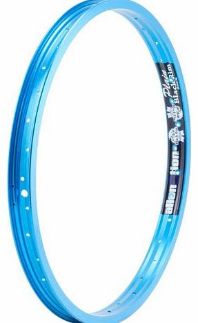 Alienation  36h PBR 20in BMX Bike Jump / Race Rim Blue