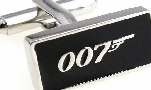 Alittlestyle Cufflink James Bond 007 cufflinks