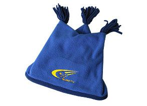 Subaru WRC Childrens Ski Hat and Scarf