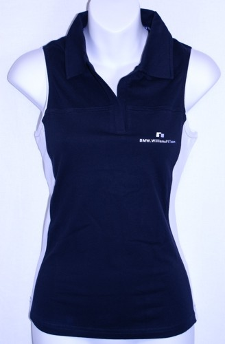 BMW Williams Ladies Polo Top