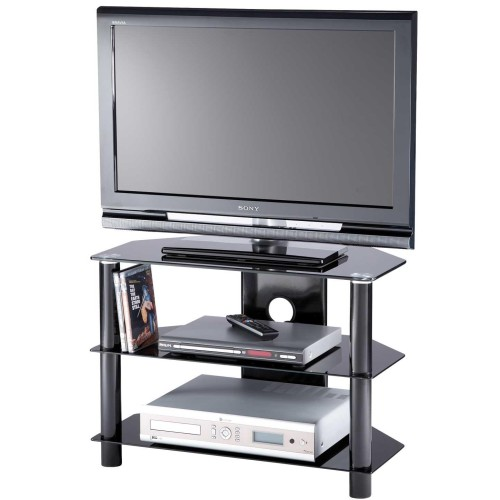 ESS800 Black TV Stand - for Up to 32 Inch