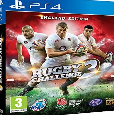 Alternative Rugby Challenge 3 (PS4)