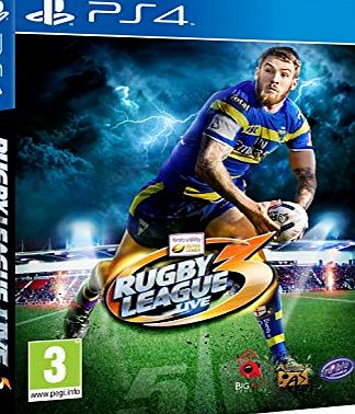 Alternative Rugby League Live 3 (PS4)