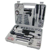 Tech 141pc Tool Kit in Case