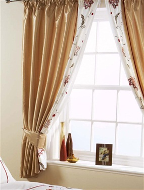 Lined Curtains from Christy®