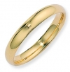 Ampalian Jewellery 18 ct. Yellow Gold 4mm Court Shaped Band