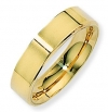 Ampalian Jewellery 9 ct. Yellow Gold 5mm Flat Court Shaped Band