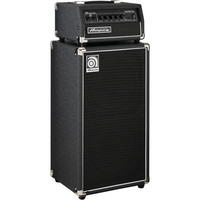 Micro-CL Stack Bass Amp Head and Cab