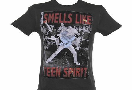 Mens Nirvana Smells Like Teen Spirit