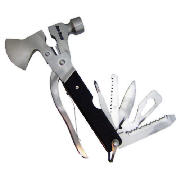 12 In 1 Multi Function Tool With Axe Head