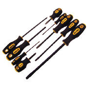 9Pc Screwdriver Set L0820