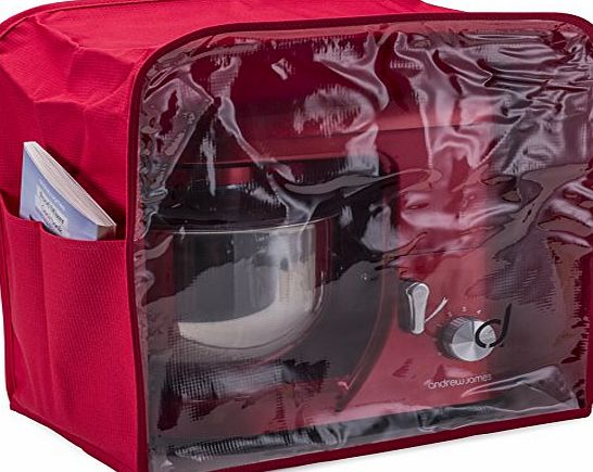 Andrew James Premium Food Mixer Dust Cover With Clear Viewing Window