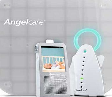 Angelcare AC1100 Video Movement and Sound Monitor