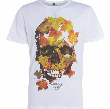 Leaves Short Sleeve Tee T-shirts