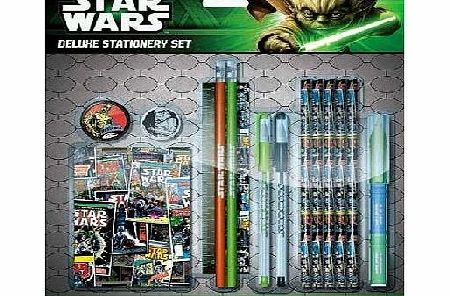 Star Wars Deluxe Stationery Set