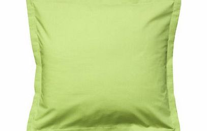 Anne De Solene Vexin Cotton Percale Plain Dye Bedding Zeste