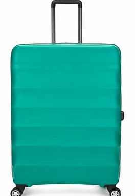 Juno Large 4 Wheel Suitcase - Teal
