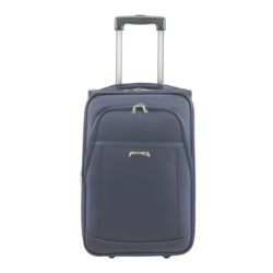 Transair 55cm Small 2 Wheel Cabin Trolley Bag +