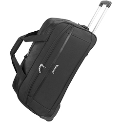 Transair 74cm Large 2 Wheel Trolley Bag + Free