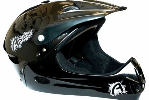 BMX / MTB Mountain Bike Kids Childrens Full Face Helmet