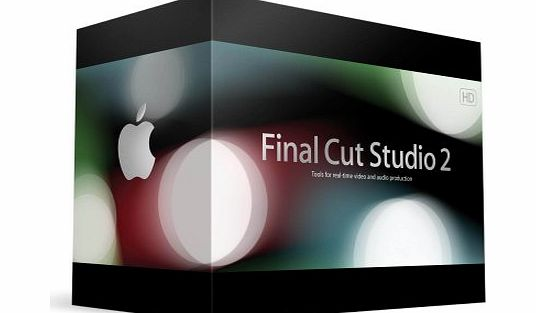 Apple Final Cut Studio 2 Retail