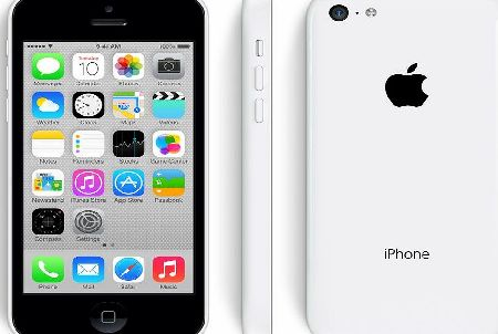Apple iPhone 5C - 16GB White - Grade A Refurbished