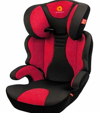 Ostara Group 2-3 Car Seat - Red
