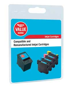 Value HP56 Colour Ink Cartridge