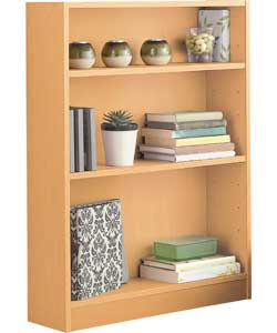 Beech Effect Baby Bookcase