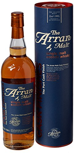 Port Cask Finish Whisky 70 cl