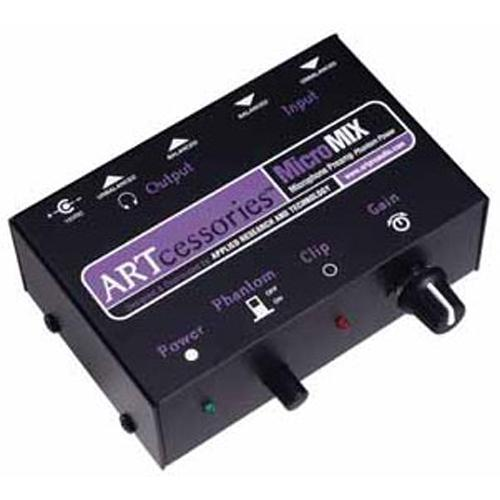 MicroMix Microphone Preamp