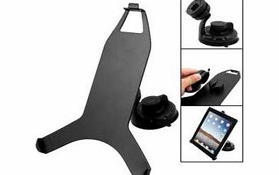 Artis In Car 360 degree Rotatable Ipad Stand Holder Suction Mount