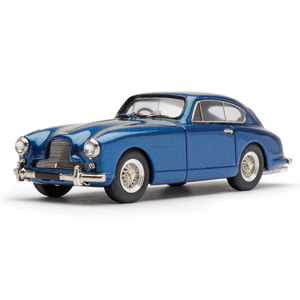 aston martin DB2/4 Mk 1 Coupe 1953 Blue