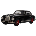 aston martin DB2 Coupe Black
