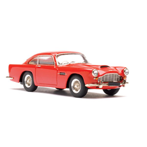 aston martin DB4 1958 Red