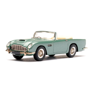 aston martin DB5 Convertible 1963 Light Green