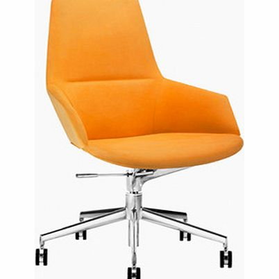 Aston Office Chair - Orange
