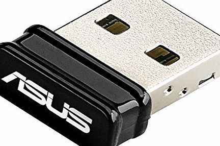 ASUS  USB-N10 Nano Wireless USB Network Interface Card