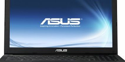 ASUS X502CA 15-inch Notebook (Black) - (Intel Celeron 1007U 1.5GHz Processor, 4GB RAM, 320GB HDD, LAN, WLAN, Webcam, Integrated Graphics, Windows 8)