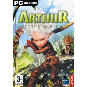 Atari Arthur and the Invisibles PC