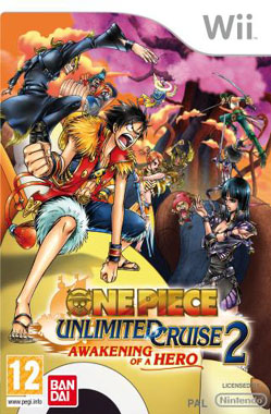 One Piece Unlimited Cruise 2 Awakening Of A Hero Wii