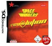 Space Invaders Revolution NDS