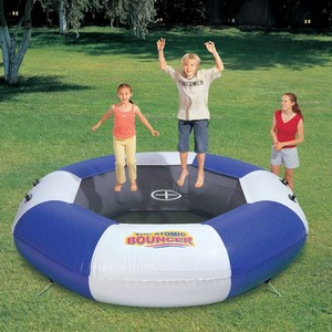 Atomic Bouncer Trampoline